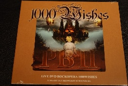 1000 Wishes cd